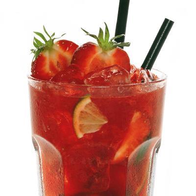 Caipiroska Erdbeer