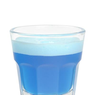 Tequila Shooter Tropical Blu